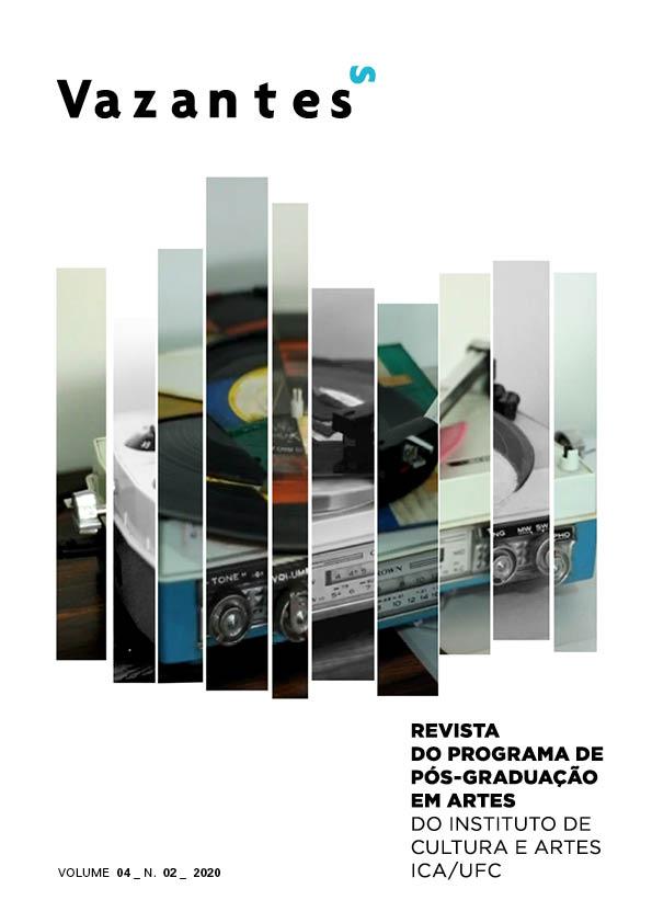 O volume 4, número 2, da Revista Vazantes traz inaugura as artes sonoras junto à galeria da seção Proposições Poéticas: http://periodicos.ufc.br/vazantes/galeria Editora Responsável: Milena Szafir