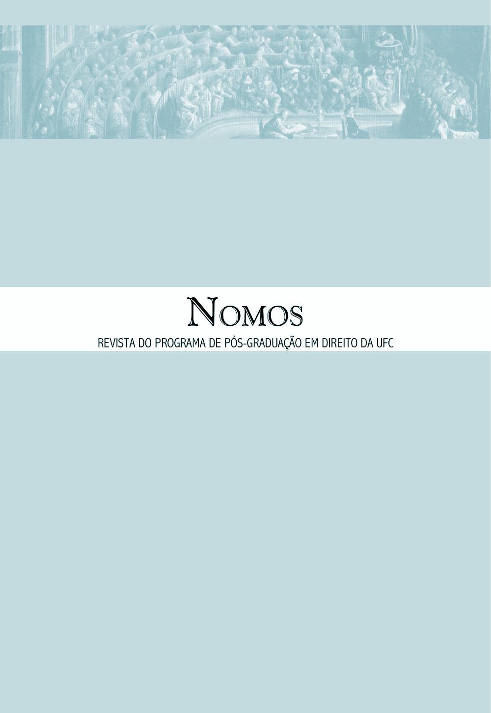 Nomos, volume 33, número 1, janeiro a junho de 2013