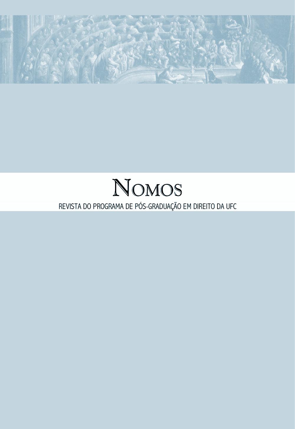 Nomos, volume 33, número 2, julho a dezembro de 2013