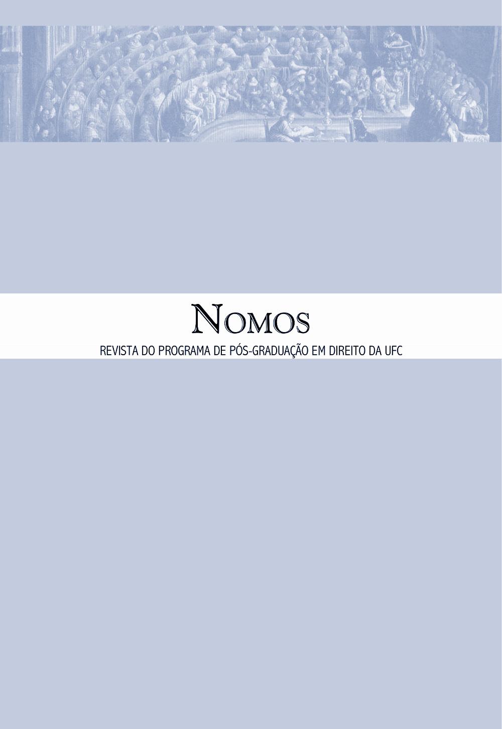 Nomos, volume 34, número 2, julho a dezembro de 2014