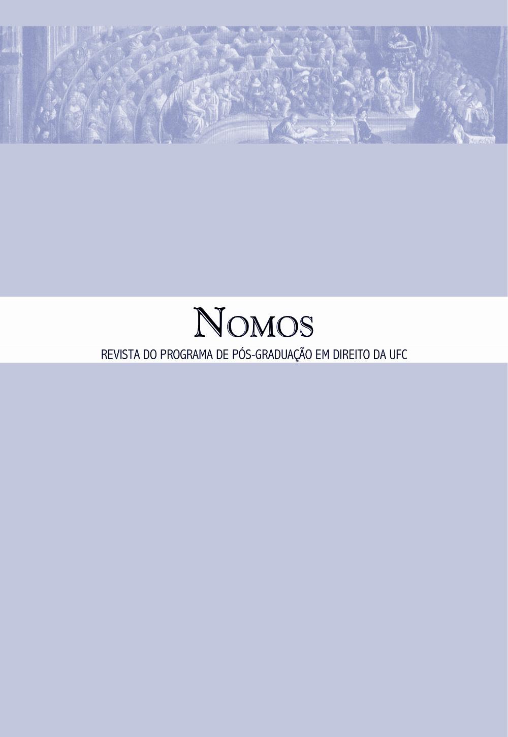Nomos, volume 35, número 1, janeiro a junho de 2015