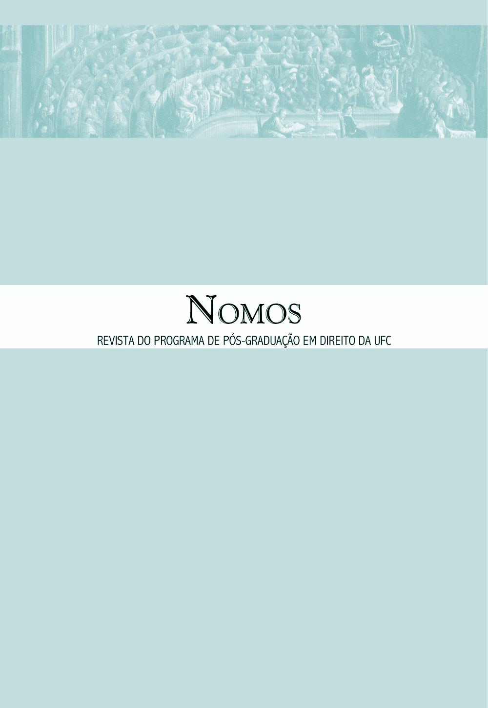 Nomos, volume 32, número 2, julho a dezembro de 2012