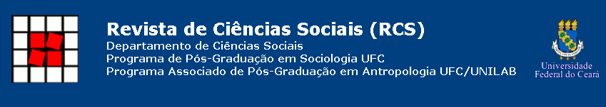 Revista de Ciências Sociais (RCS)